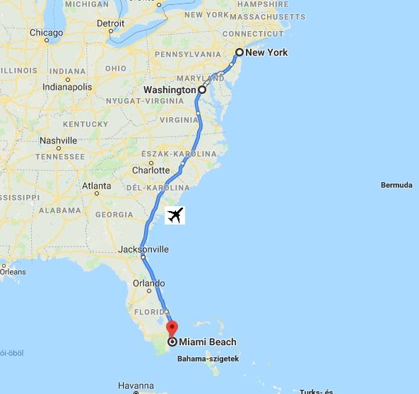 Keleti part varázsa Floridával - Morton's Travel